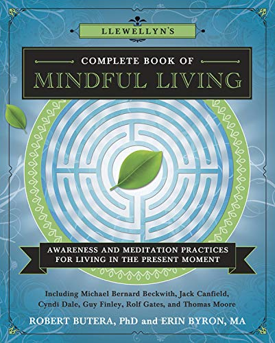 Llewellyn's Complete Book of Mindful Living: Awareness & Meditation Practices for Living in the Present Moment von LLEWELLYN PUB