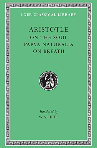 Aristotle (Loeb Classical Library) von Harvard University Press
