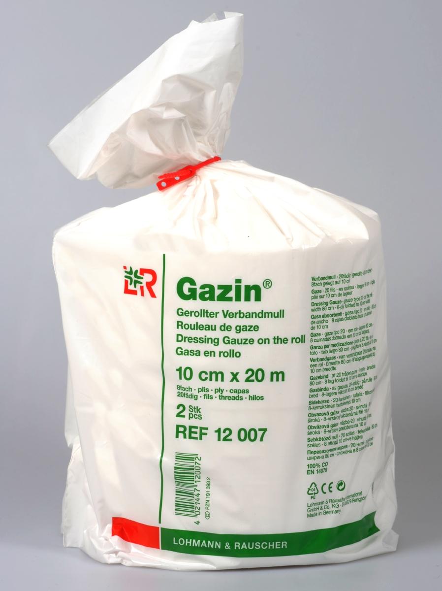 Health & Beauty 5 M Gazin-verbandmull