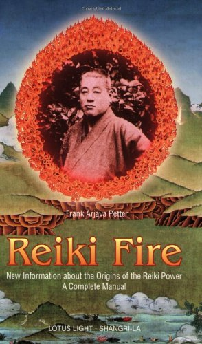 Reiki Fire (Shangri-La) von Lotus Press