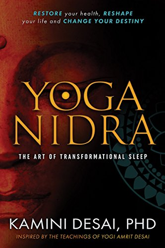Yoga Nidra: The Art of Transformational Sleep von Lotus Press