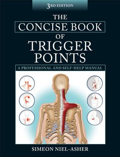 The Concise Book of Trigger Points von Lotus Publishing