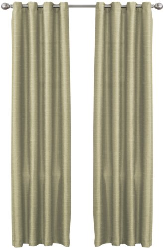 Lush Decor Felicity Panel, Polyester, grün, 95-Inch Long by 54-Inch Wide von Lush Decor