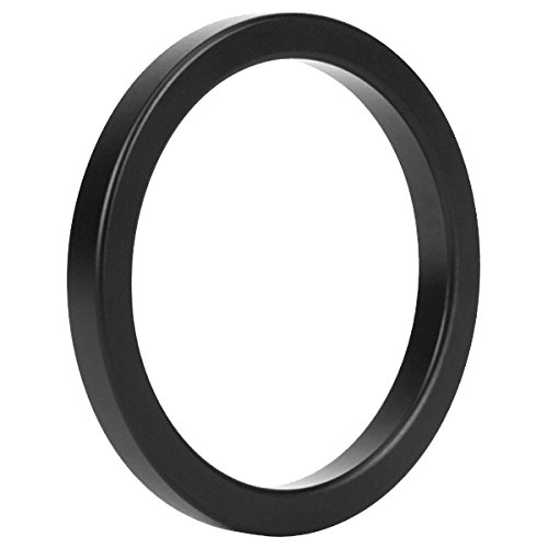 "MALESATION Metal Ring ""Stamina"" 4.5 cm in schwarz, 1er Pack von MALESATION"