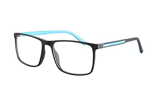 MEDOLONG Anti-M¨¹digkeit Brillen mit TR90 Frame Anti Blau Lesebrille Progressive Multifocus Blaulicht Blocking-RG77 von MEDOLONG
