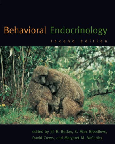Behavioral Endocrinology  (MIT Press) (Bradford Books) von MIT Press