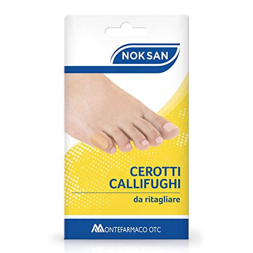 Nok san - 2 patches For Calluses von MONTEFARMACO