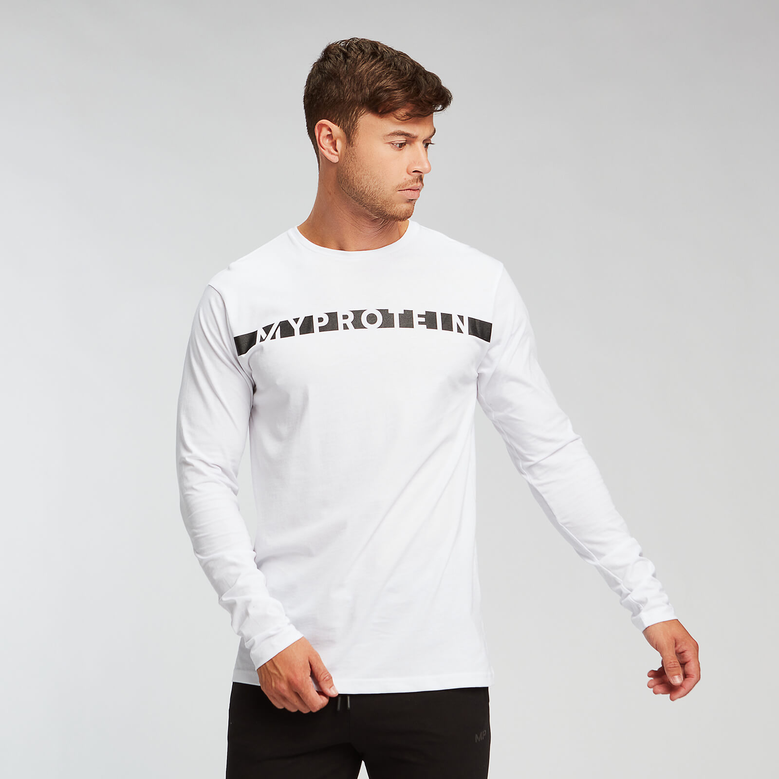 Das Original Long Sleeve T-Shirt - Weiß - L von MP