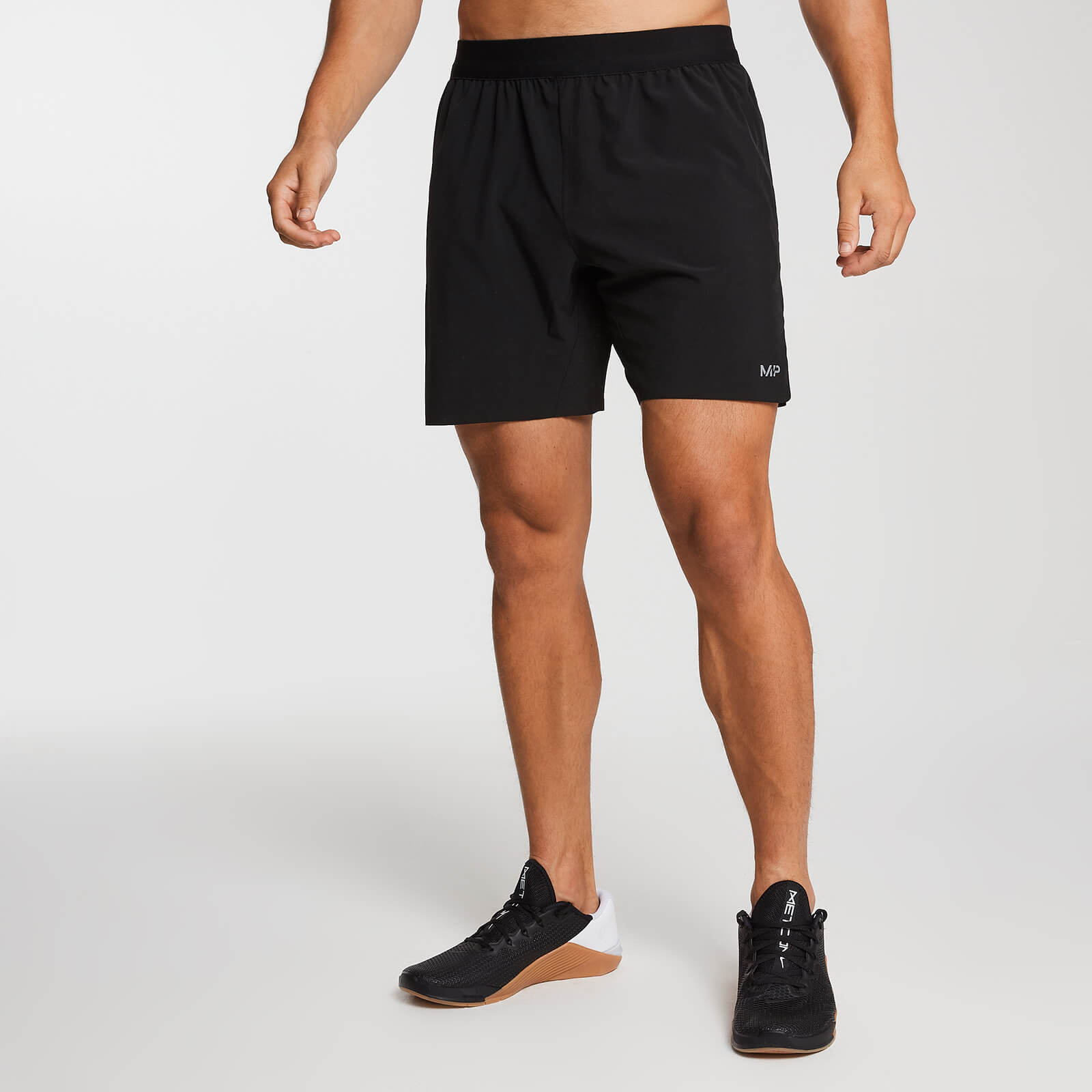 MP Herren Essentials Best Training Shorts - Schwarz - XS von MP