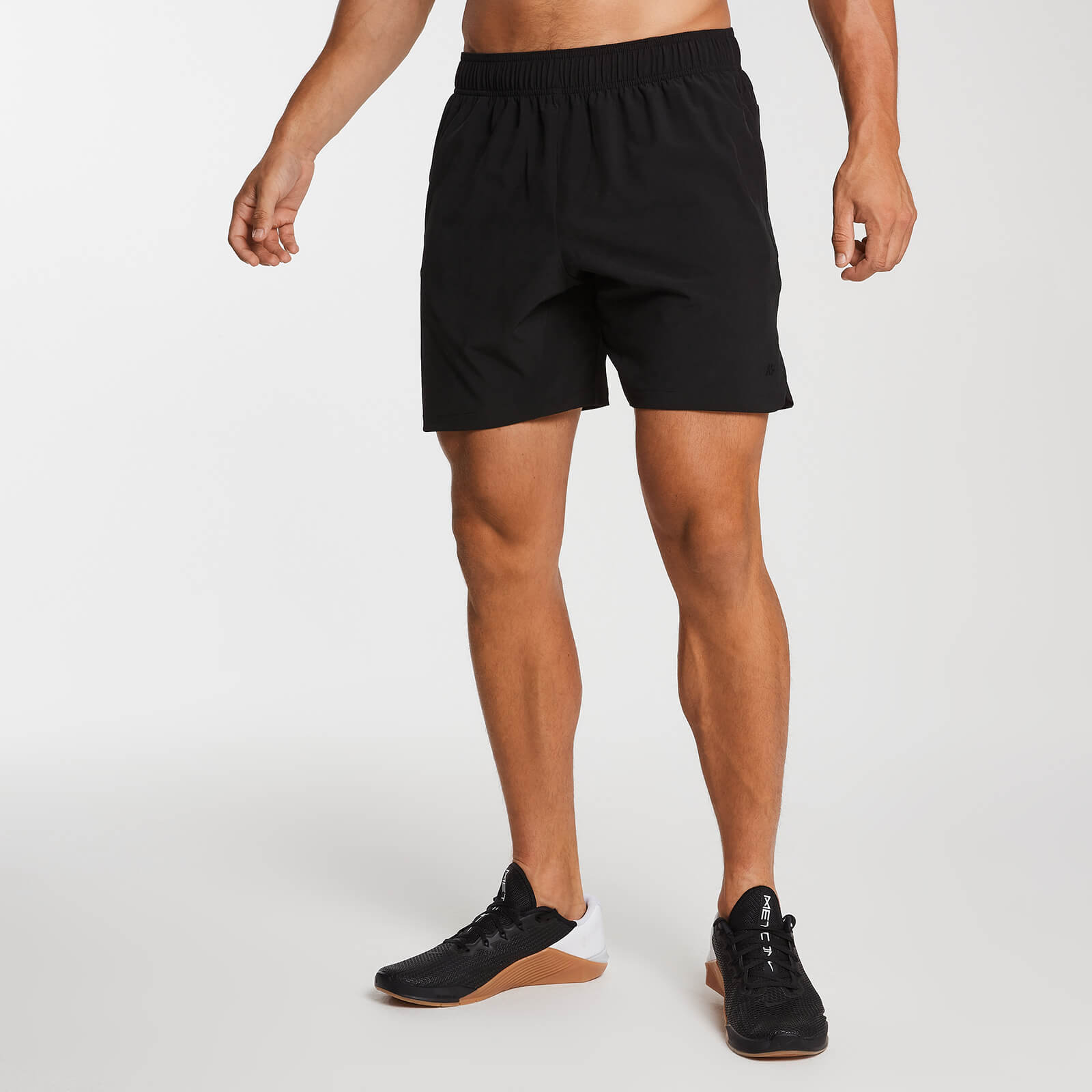 MP Herren Essentials Training Shorts - Schwarz - XL von MP