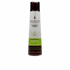 WEIGHTLESS MOISTURE shampoo 300 ml von Macadamia