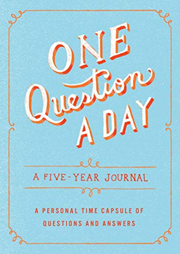 One Question a Day: A Five-Year Journal von Macmillan USA