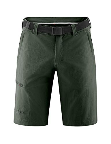 Maier Sports Herren Huang 130002 Outdoor Bermuda, Kombu Green, 62 von Maier Sports