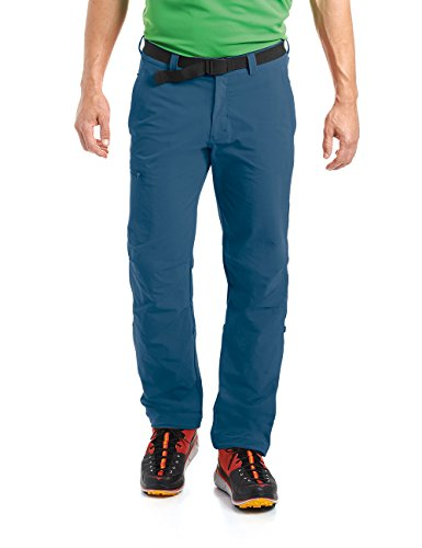 Maier sports Herren Nil Wanderhose, ensign blue, 24 von Maier Sports