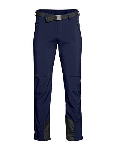 Maier Sports Men's Tech Pants M Outdoor Trousers, Men, 136008, Night sky, 25 von Maier Sports