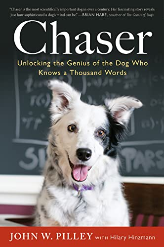 Chaser: Unlocking the Genius of the Dog Who Knows a Thousand Words von Mariner Books