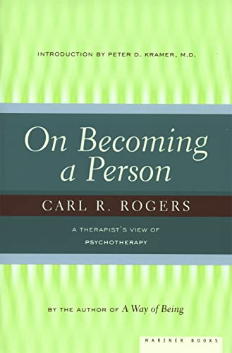 On Becoming a Person: A Therapist's View of Psychotherapy von Mariner Books