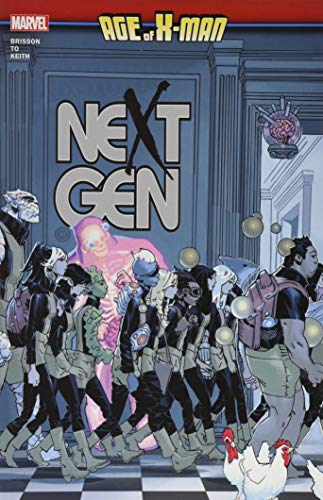 Age of X-Man: NextGen von Marvel