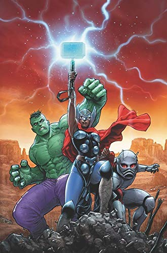 Avengers of the Wastelands von Marvel