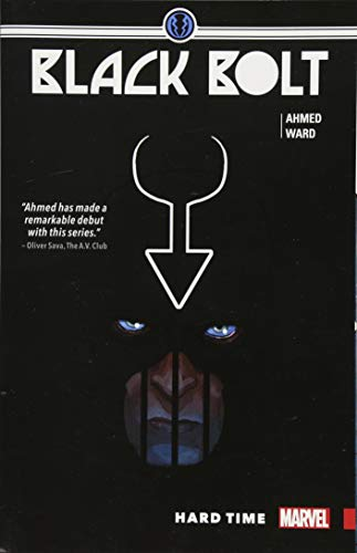 Black Bolt Vol. 1: Hard Time von Marvel