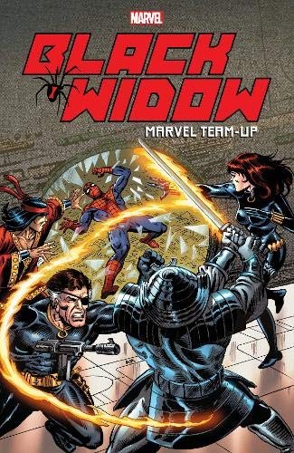 Black Widow: Marvel Team-Up von Marvel