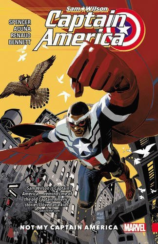 Captain America: Sam Wilson Vol. 1: Not My Captain America von Marvel