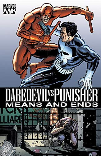 Daredevil vs. Punisher: Means & Ends (New Printing) von Marvel