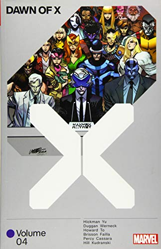 Dawn of X Vol. 4 von Marvel