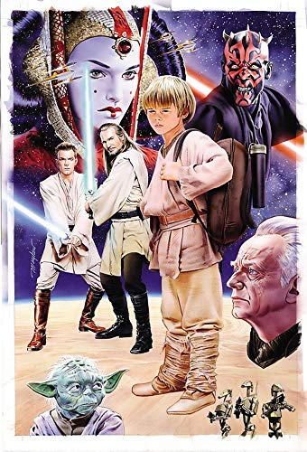Star Wars: Episode I - The Phantom Menace von Marvel