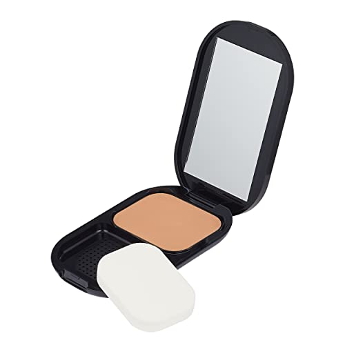 Max Factor Facefinity Compact New 008 Toffee, 1er Pack (1 X 10 g) von Max Factor