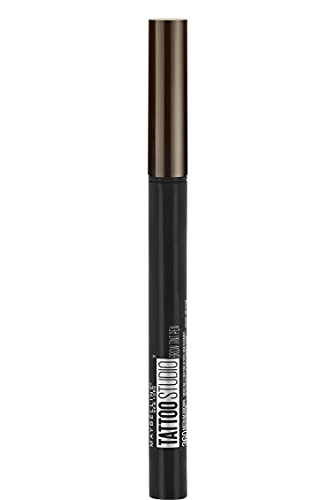 Maybelline New York Tattoo Brow Augenbrauenstift Nr. 130 Deep Brown, 1 ml von Maybelline New York