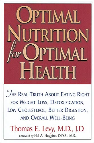 Optimal Nutrition for Optimal Health von McGraw-Hill
