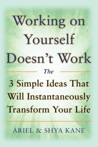 Working on Yourself Doesn't Work: The 3 Simple Ideas That Will Instantaneously Transform Your Life von McGraw-Hill