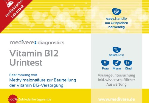 Vitamin B-12 Urintest von Medivere