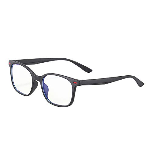 Meijunter Kinder Anti Blue Light Square Brille - Double Color Frame Computer Brillen für Jungen Mädchen (Alter 7-12J) von Meijunter