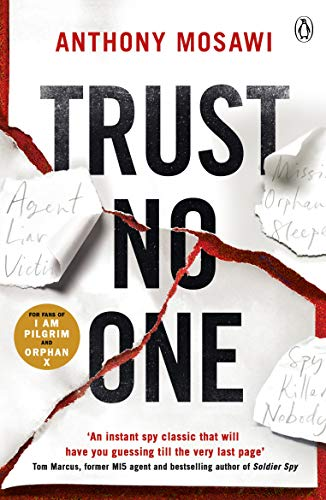 Trust No One: I Am Pilgrim meets Orphan X in this explosive thriller. You won't be able to put it down von Penguin Books Ltd (UK)
