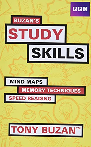 Buzan's Study Skills: Mind Maps, Memory Techniques, Speed Reading and More! (Mind Set) von Pearson Education Limited