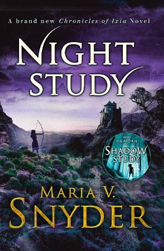 Night Study (The Chronicles of Ixia) von HarperCollins Publishers