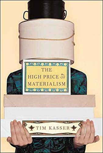 The High Price of Materialism (Mit Press) von The MIT Press