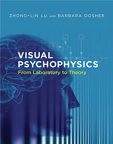 Visual Psychophysics - From Laboratory to Theory (Mit Press) von MIT Press