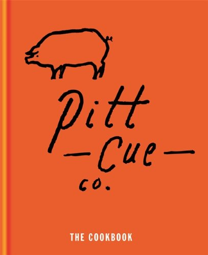 Pitt Cue Co. - The Cookbook von imusti