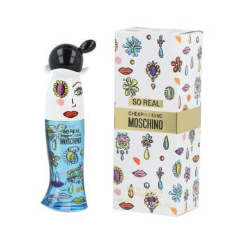 Moschino Cheap and Chic So Real  - Eau de Toilette Spray 50 ml von Moschino