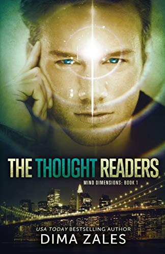 The Thought Readers (Mind Dimensions Book 1) von Mozaika Publications
