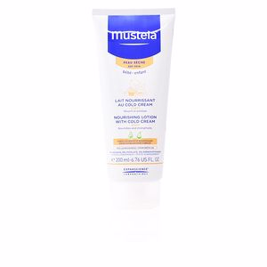 BÉBÉ nourishing lotion with cold cream dry skin 200 ml von Mustela