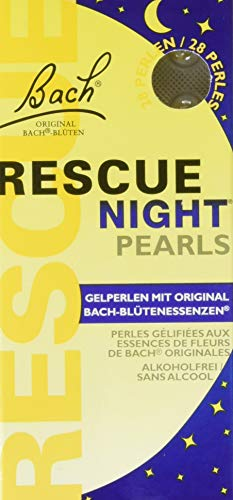 Bach Original Rescue Night Perlen 1 stk von NELSONS GMBH