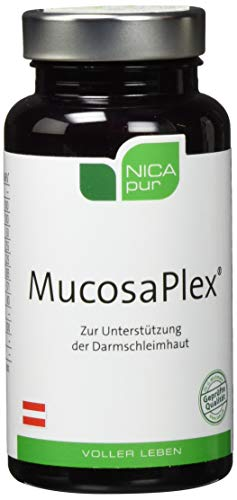 Nicapur Mucosaplex, 60 St von NICApur Supplements GmbH & Co.KG