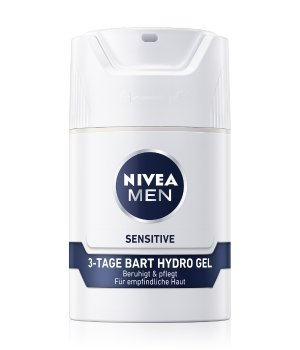 NIVEA MEN Sensitive 3-Tage Bart Hydro Gel Gesichtsgel  50 ml von NIVEA MEN