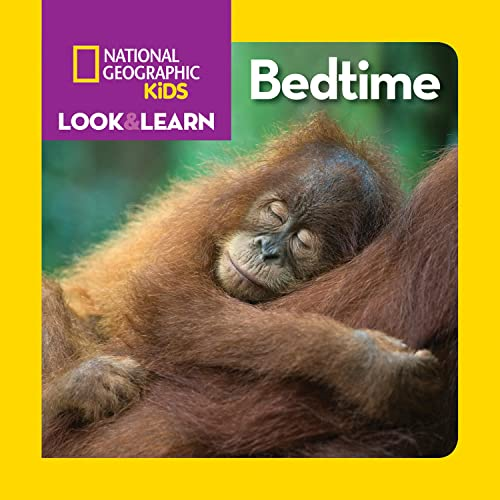 Look & Learn: Bedtime von National Geographic Society