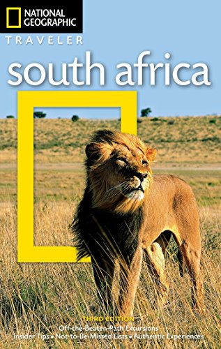 National Geographic Traveler: South Africa, 3rd Edition von National Geographic Society
