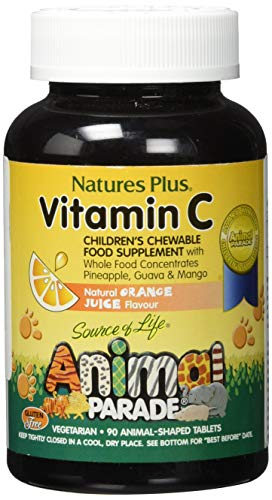 Animal Parade Vit.C 90c von Nature's Plus